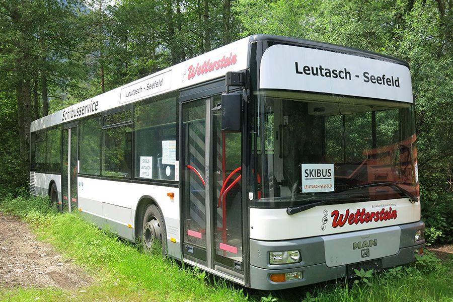 Schul- und Linienbus 103 Pers. Nr. 4