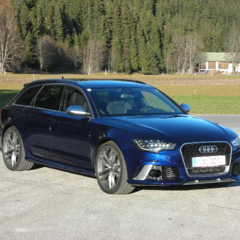 Audi RS6 VIP-Taxi