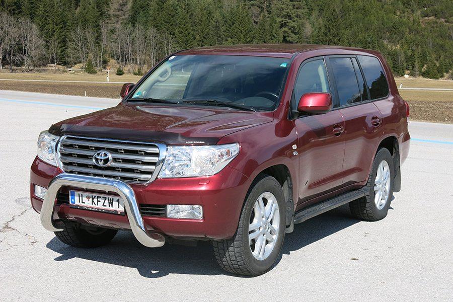 Taxi Toyota Allrad
