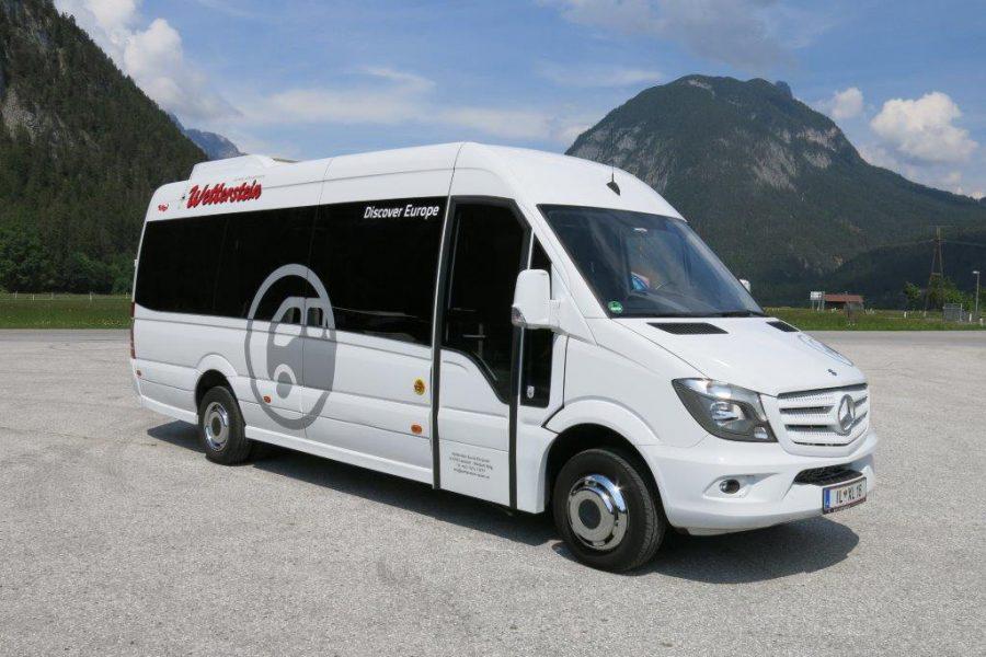 Reisebus/Kleinbus 16-Sitzer 4****