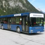 Linienbus 99 Personen