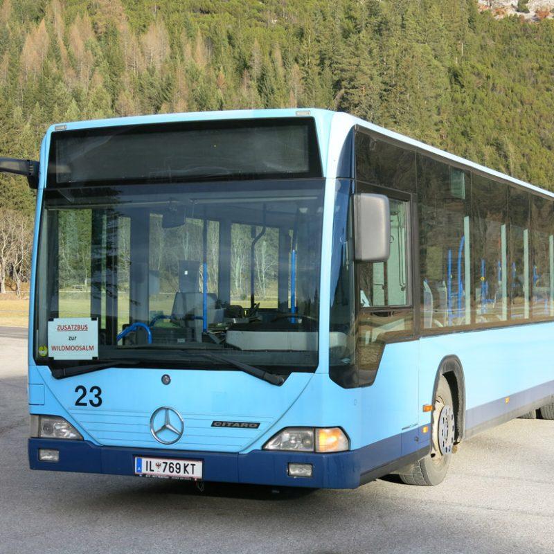 Linienbus Mercedes