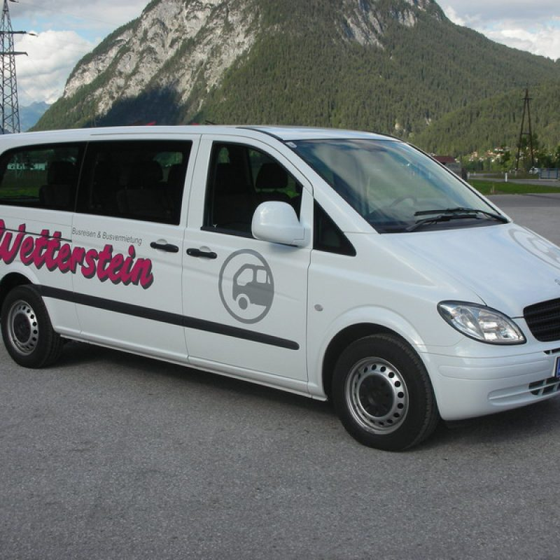 PKW Shuttle/Taxi Vito