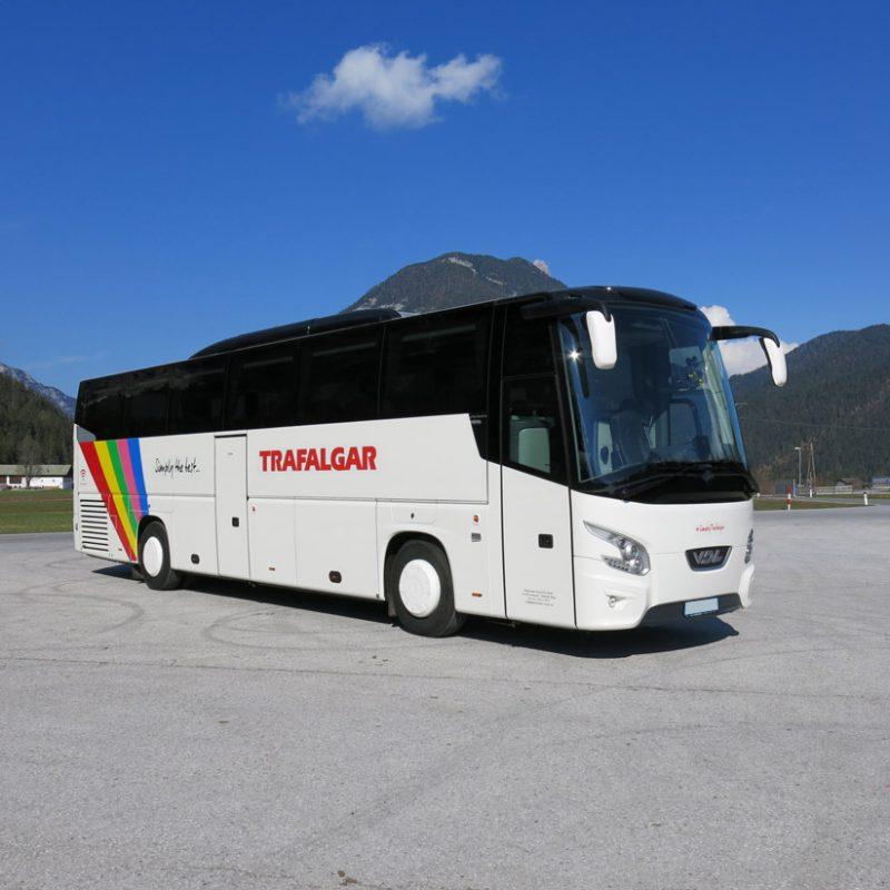Reisebus 49-sitzer