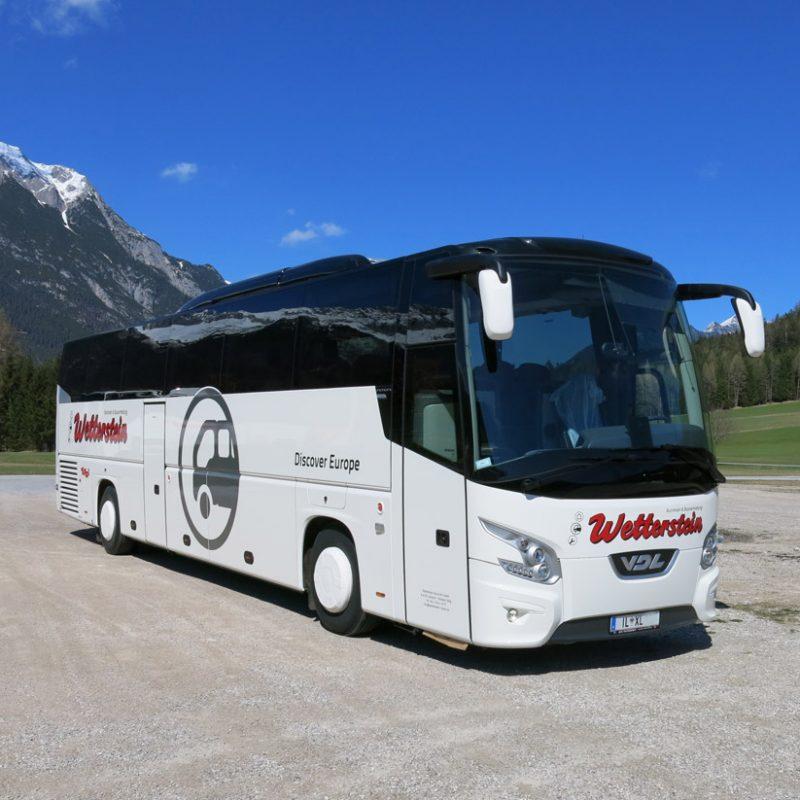 Reisebus VDL-Futura