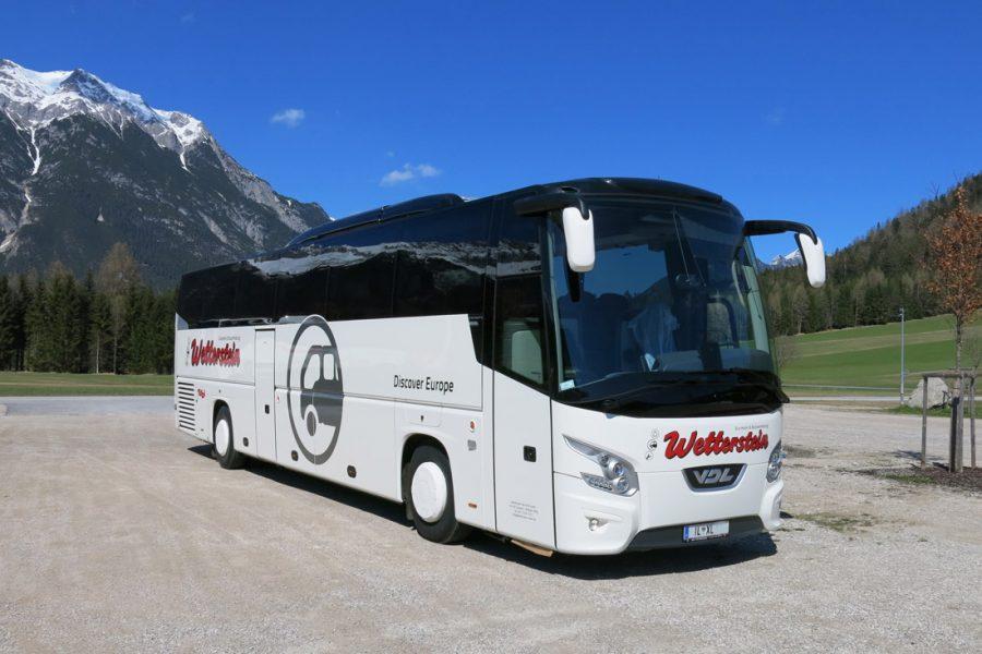 Reisebus 53 Sitzer 3***