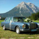 Oldtimer für Hochzeiten etc.
