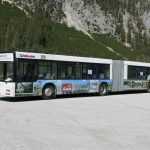 Bus für Sonderfahrten und Gruppen