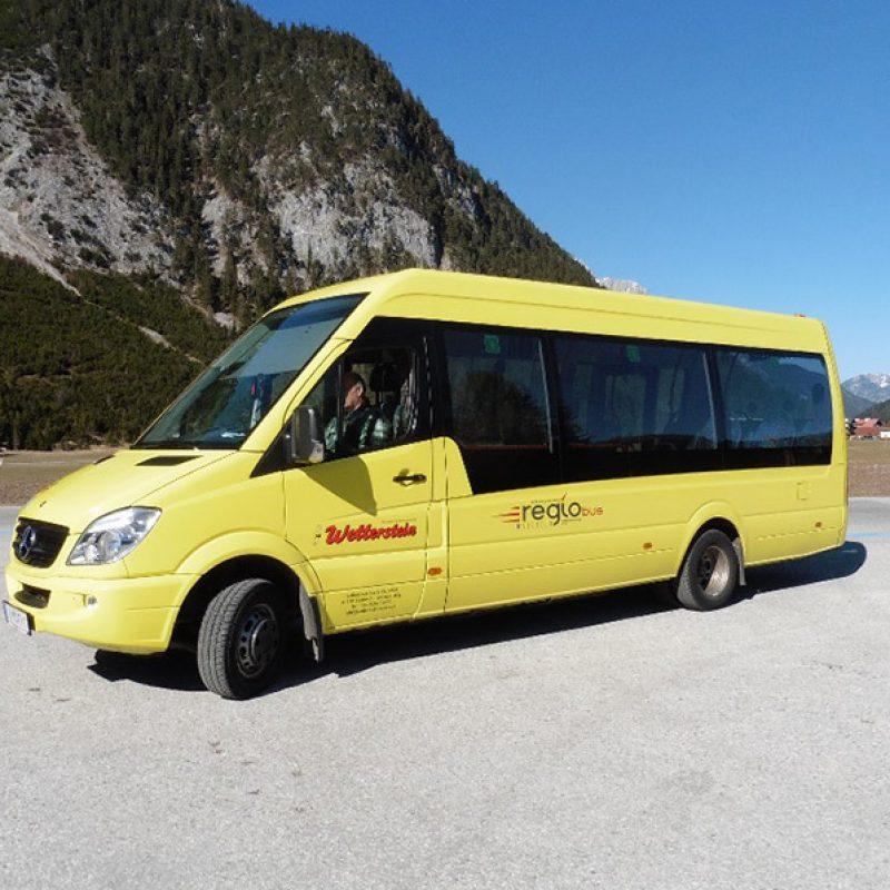 Cityshuttle Tirol Vermietung